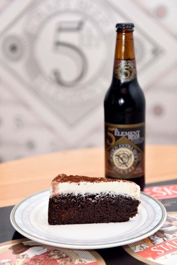 Torta i 5th Element pivo (Custom)