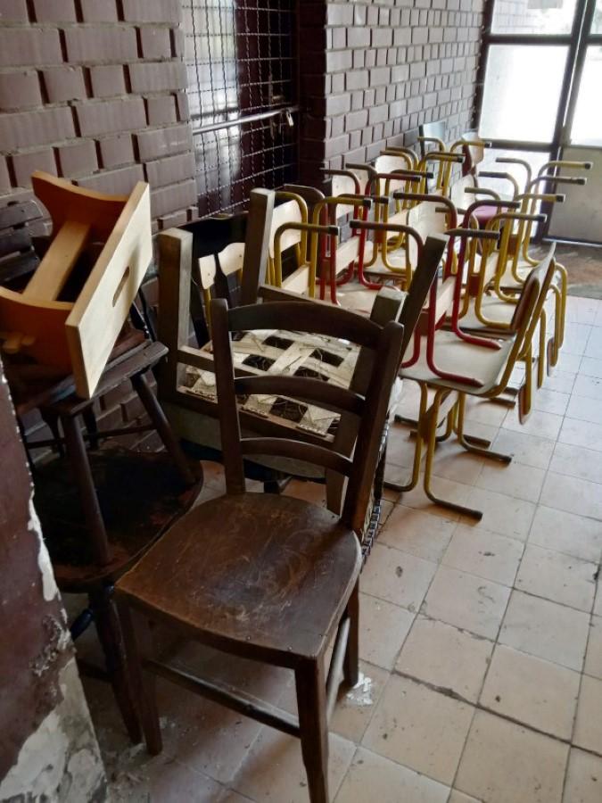 projekti stolice prvobitno stanje Custom