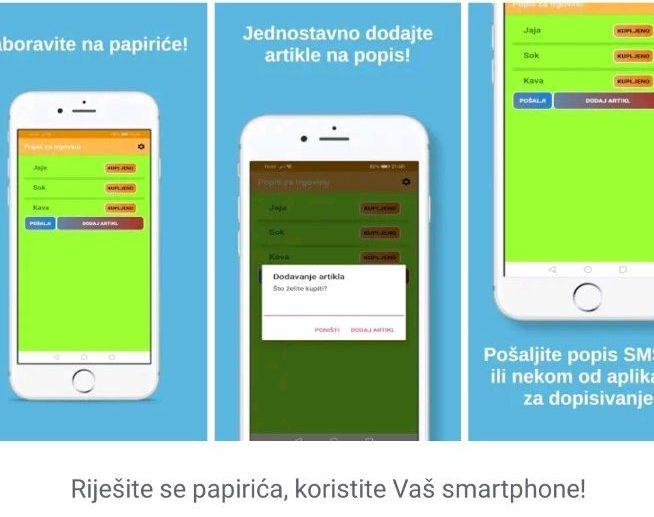 Aplikacije za pronalaženje web mjesta za android