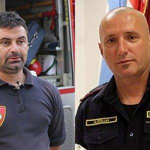 Drago Dvojak iz Virovitice i Tomislav Uher iz Slatine imenovani za pomoćnike županijske vatrogasne zapovjednice