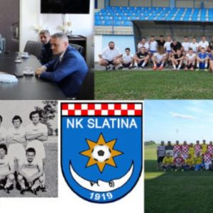 PRIGODNI POKLONI ZA POSJETITELJE U petak, 25. listopada proslava 100-te obljetnice Nogometnog kluba Slatina