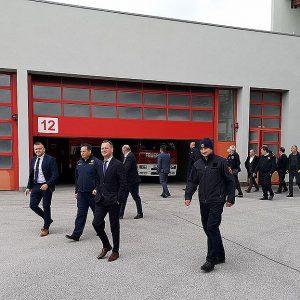 Iduće godine na područje Virovitičko-podravske županije iz Tirola će stići još 24 vatrogasna vozila: Evo tko će ih dobiti