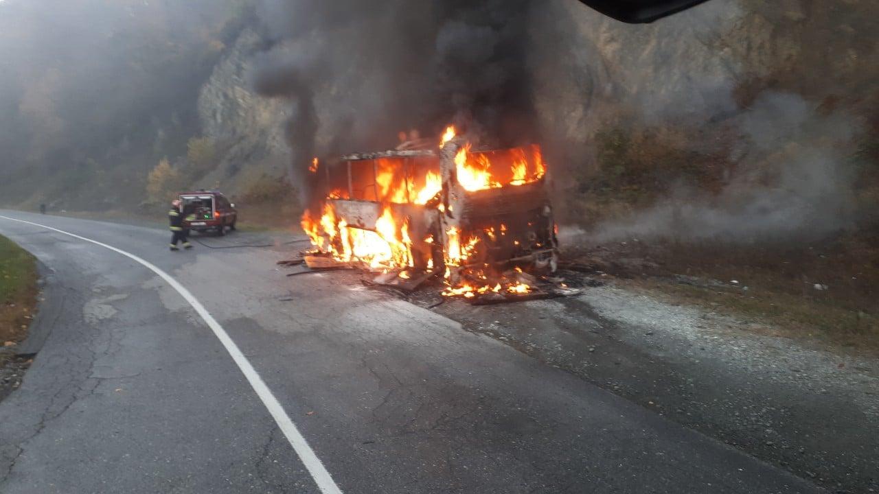 Požar autobusa (2)