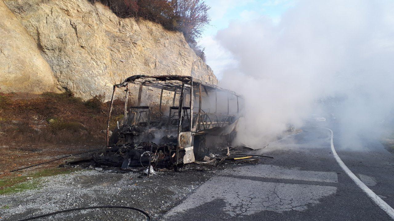 Požar autobusa (5)