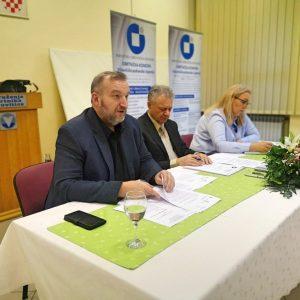 Nakon neopozive ostavke, Skupština POK-a razrješila Zorana Horića dužnosti predsjednika