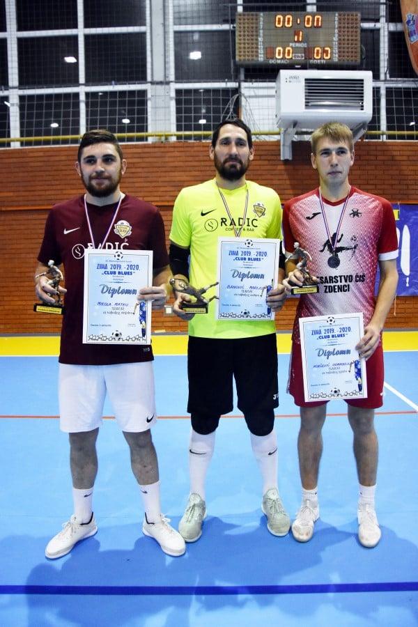 Najbolji pojedinci seniori s lijeva Mikola Banović i Ninčević (Custom)