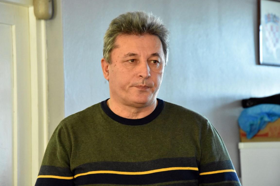 Predsjendik HPS a Željko Vrbos