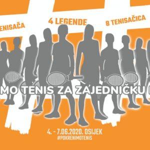 HRVATSKI PREMIER TENIS Evo gdje uživo možete gledati teniski spektakl iz Osijeka