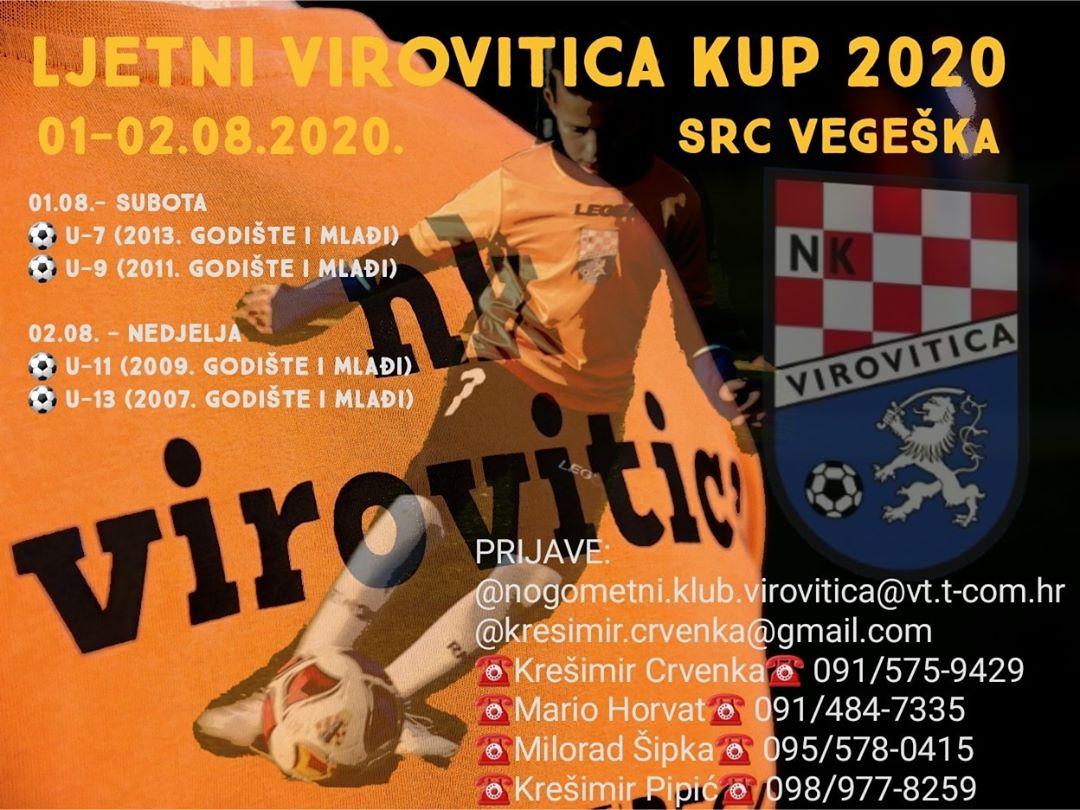 Ljetni Virovitica kup 2020