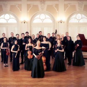 Koncert Hrvatskog baroknog ansambla u crkvi sv. Terezije Avilske u Suhopolju
