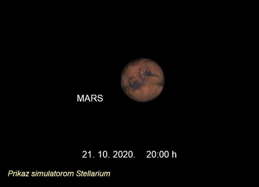Mars 21 10 2020