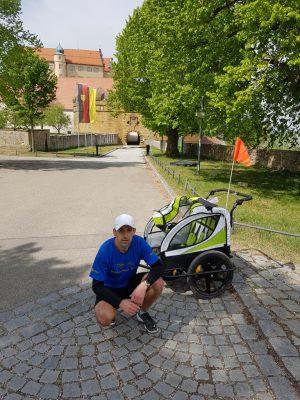 4. Njemacka Lauchheim dvorac Kapfenburg
