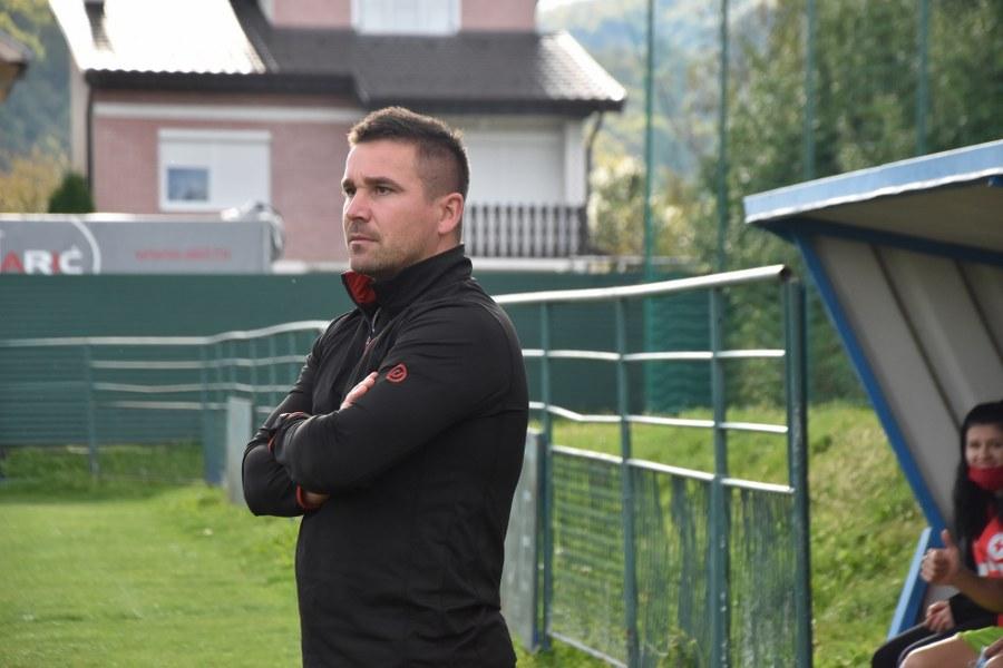 Trener Papuka Martin