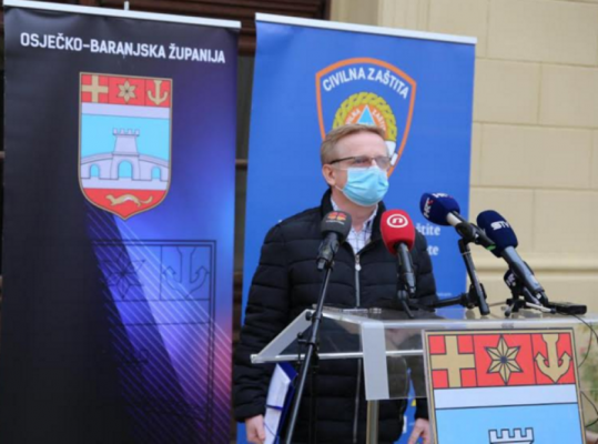 U OBŽ u posljednja 24 sata nema preminulih osoba zaraženih koronavirusom, mali školarci ponovno u klupama