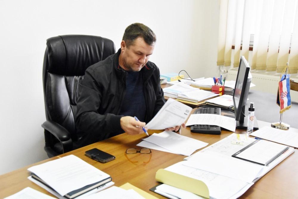 Nacelnik Zeljko Kovacevic