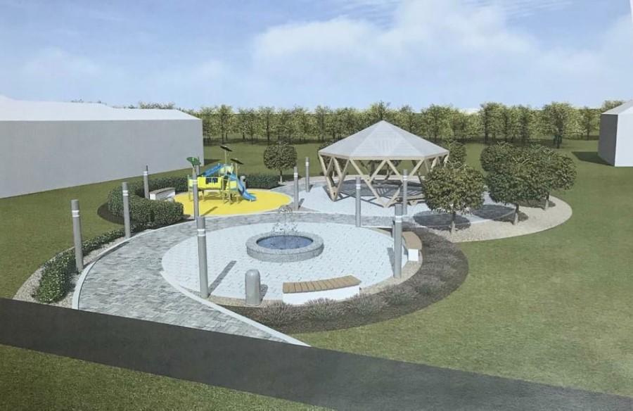 Plan uredenja centra Mikleusa za 2021. god Custom