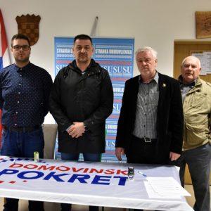 Koalicija SU i Domovinski pokret 4