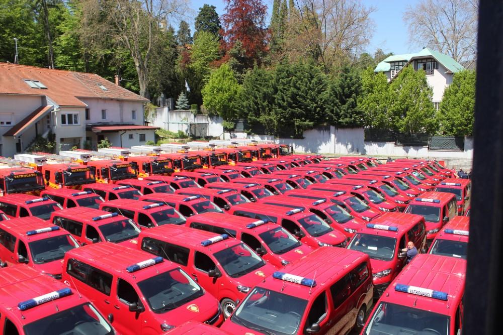 Dan vatrogastva vatrogasna vozila 1