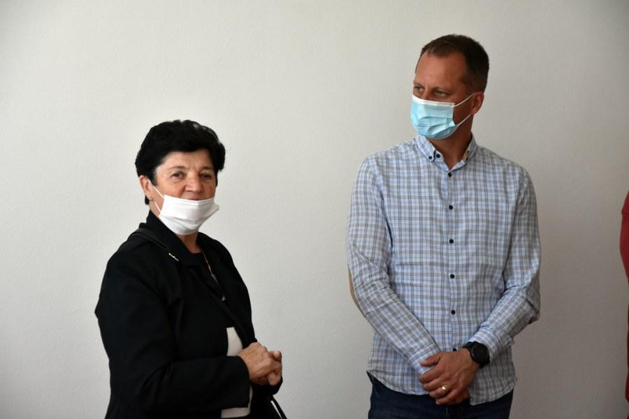 Nove prostorije Udruge umirovljenika Zdenci