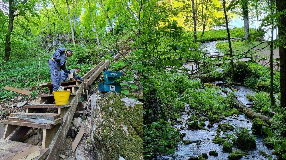 Park prirode Papuk obnavlja svoju najposjećeniju stazu: U sklopu projekta izgrađen i vidikovac