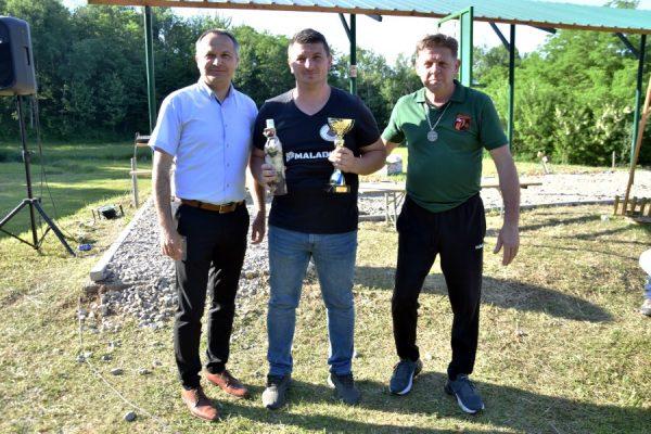 Pobjednik pojedinacno Ivan Alilovic Vinkovci